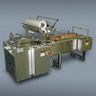 CW Series Horizontal Form Fill & Seal Wrapper